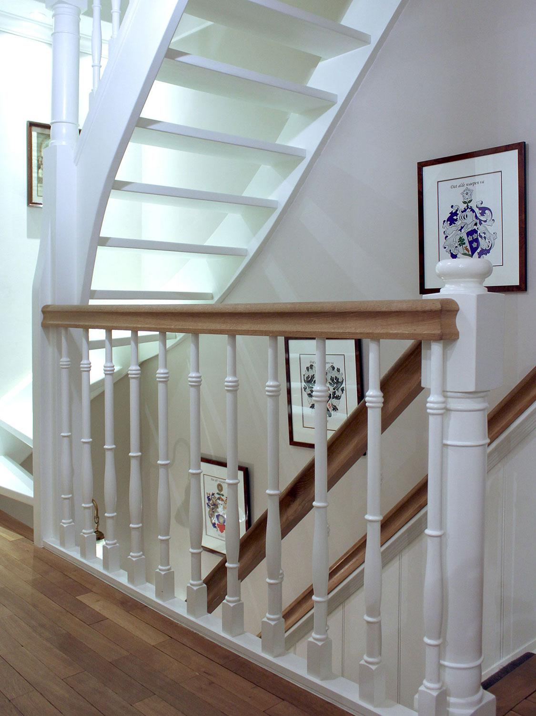 Traprenovatie van oude trap